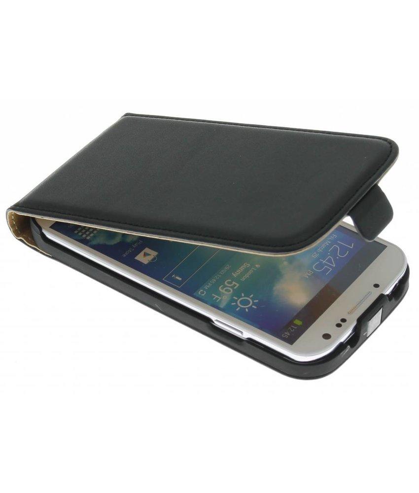 Luxe Hardcase Flipcase Samsung Galaxy S4