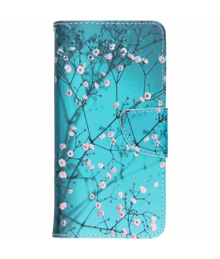 Design Softcase Booktype Samsung Galaxy S10