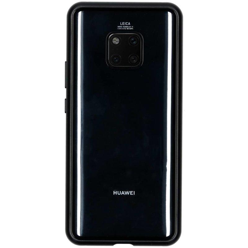 Selencia Zwart magnetisch hoesje Huawei Mate 20 Pro
