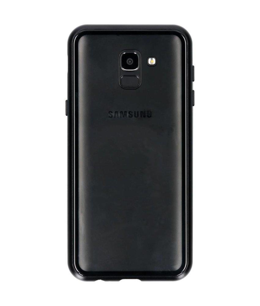 Selencia Magnetisch Backcover Samsung Galaxy J6