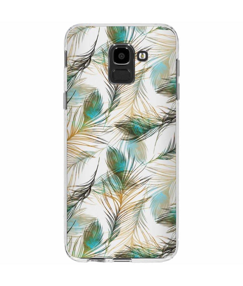 Design TPU hoesje Samsung Galaxy J6
