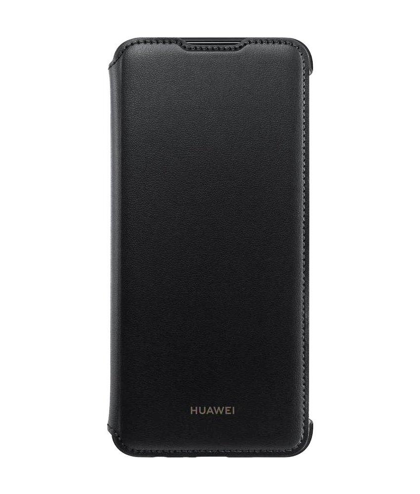 Huawei Zwart Wallet Cover P Smart (2019)
