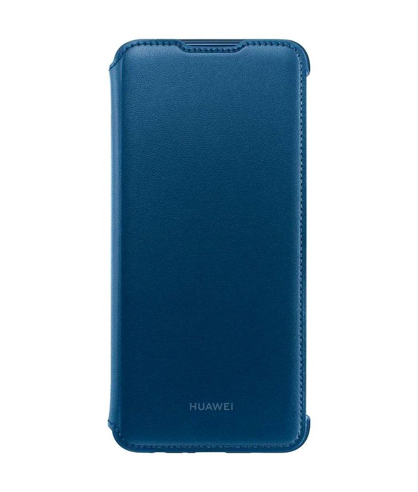 Huawei Blauw Wallet Cover P Smart (2019)
