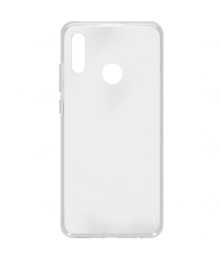 Huawei Soft Clear Backcover Huawei P Smart (2019)