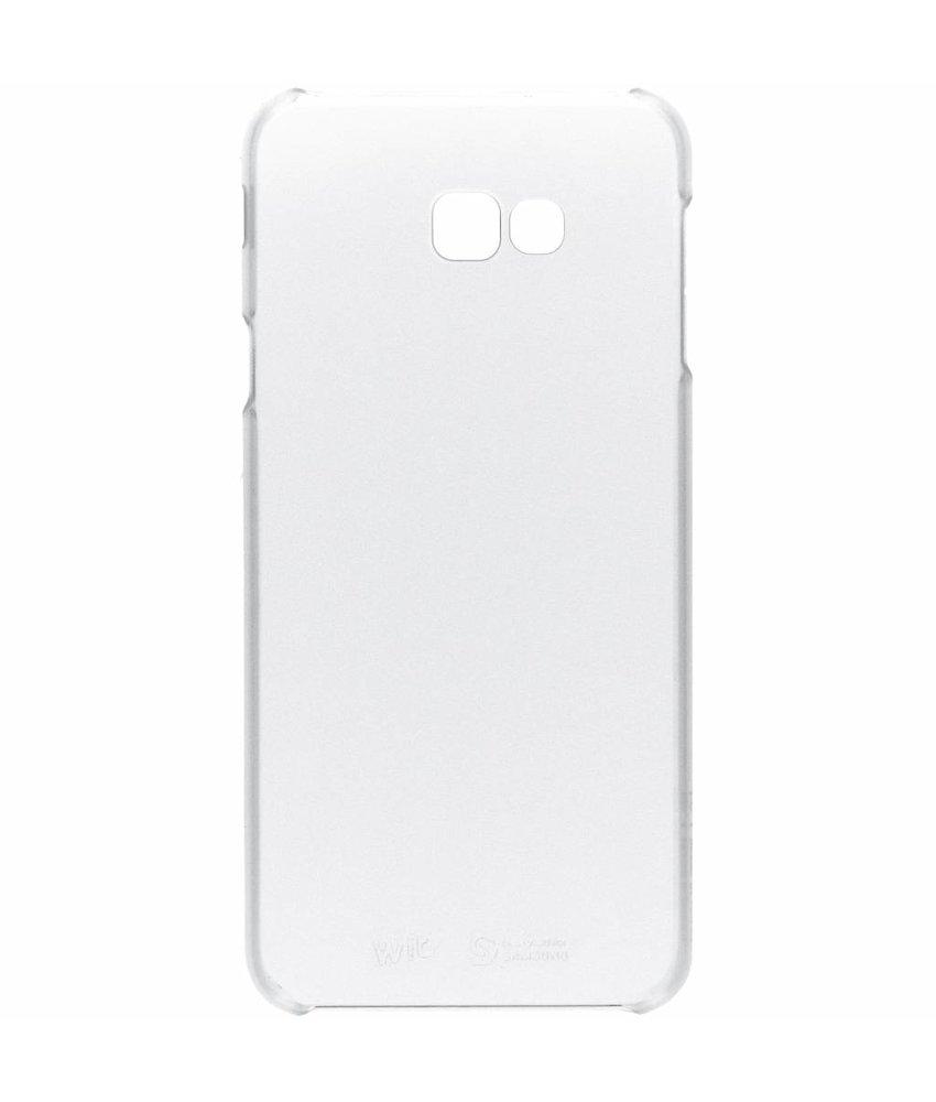 Samsung Clear Hardcase Backcover Samsung Galaxy J4 Plus