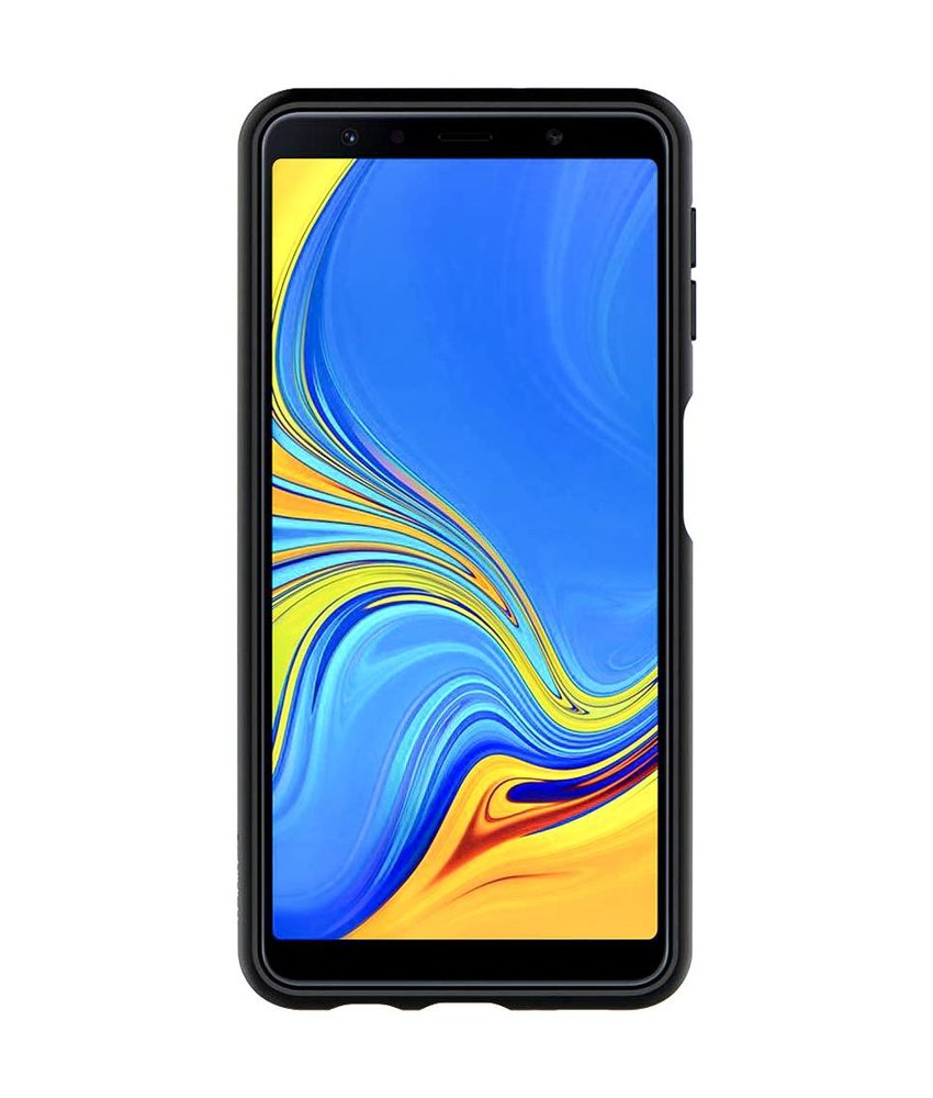 Spigen Liquid Air Backcover Samsung Galaxy A7 (2018)