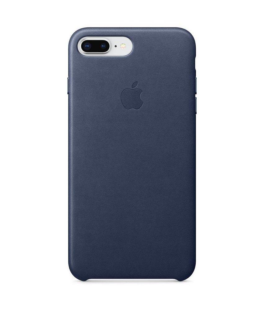 Apple Leather Case iPhone 8 Plus / 7 Plus