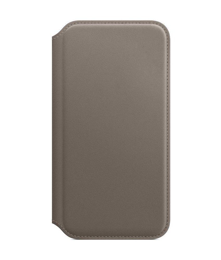 Apple Leather Folio Booktype iPhone X / Xs