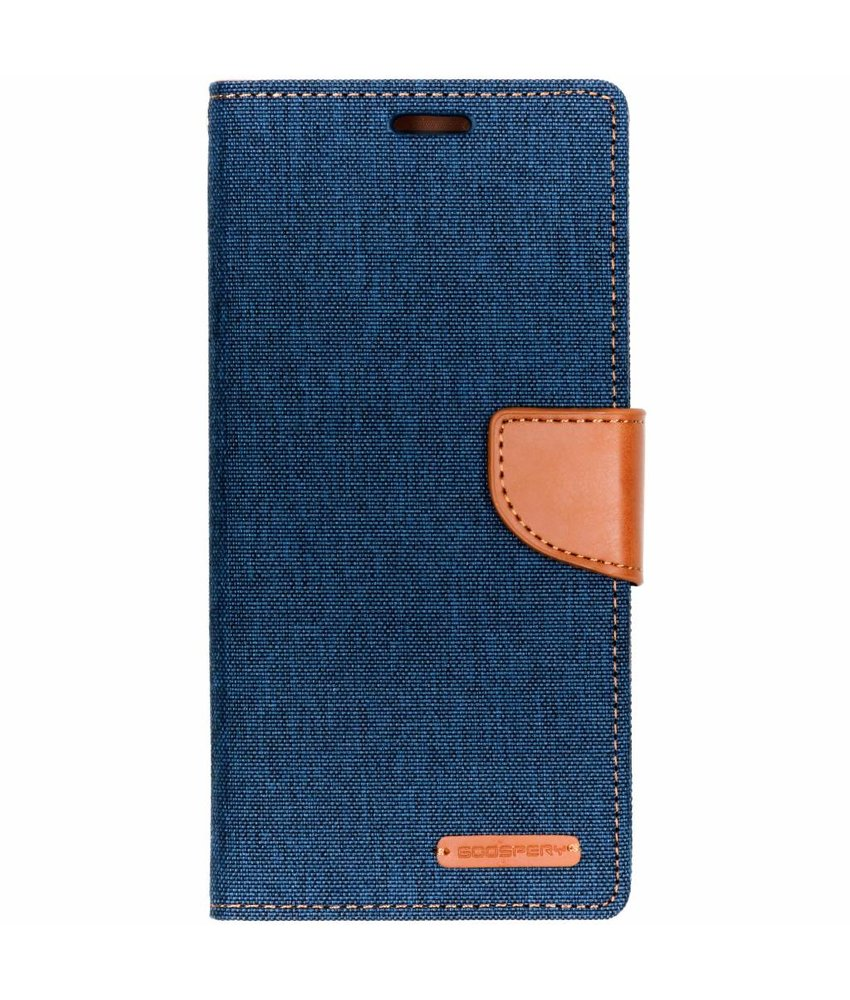 Mercury Goospery Canvas Diary Booktype Samsung Galaxy J4 Plus