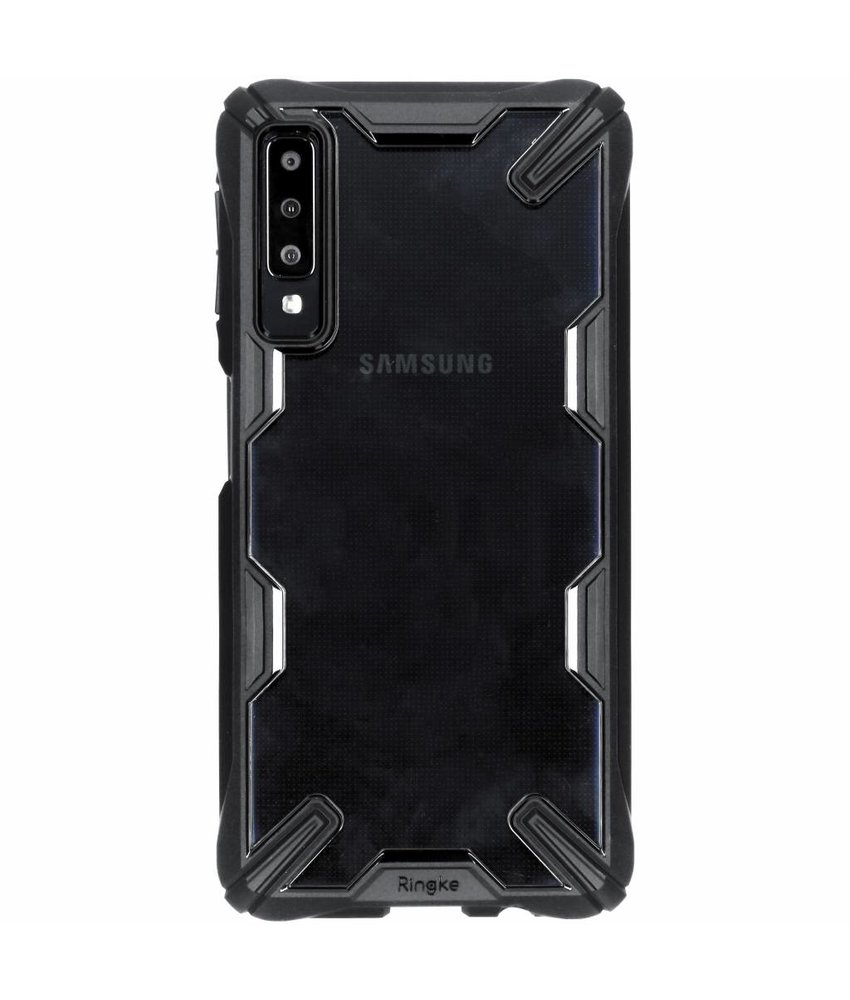 Ringke Fusion X Backcover Samsung Galaxy A7 (2018)