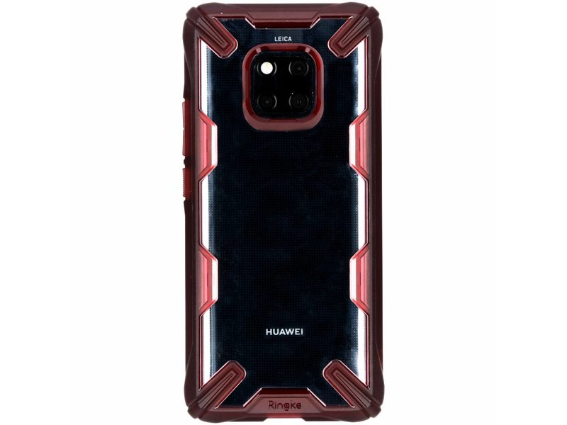Huawei Mate 20 Pro hoesje - Ringke Fusion X Backcover