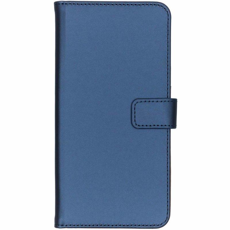 Selencia Blauw Luxe TPU Book Case Samsung Galaxy S10 Plus