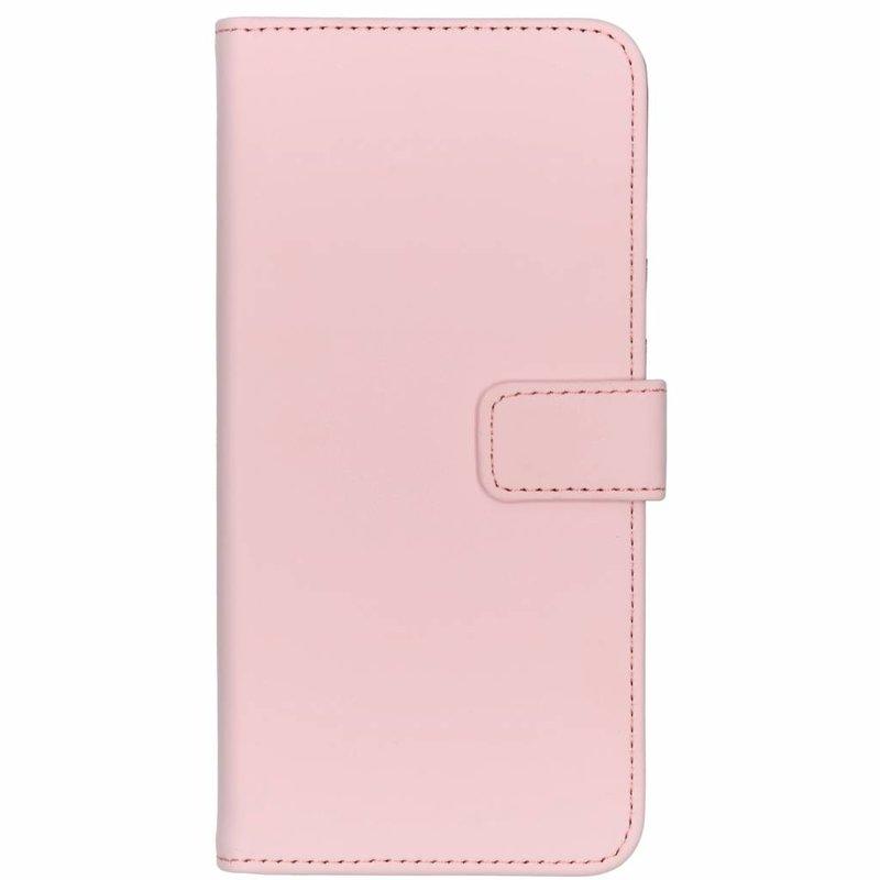 Selencia Poederroze Luxe TPU Book Case Samsung Galaxy S10