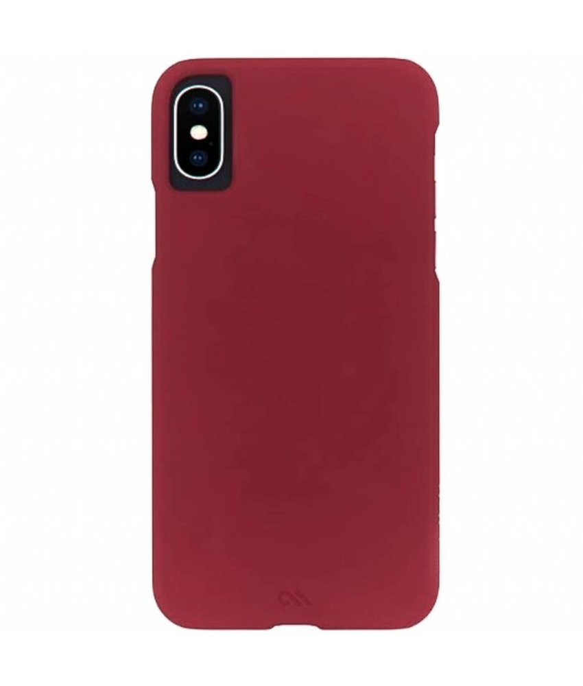 Case-Mate Barely There Backcover iPhone X / Xs