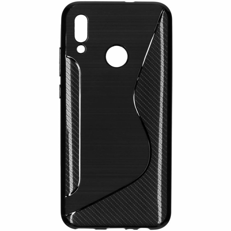 S-line Backcover Huawei P Smart (2019)