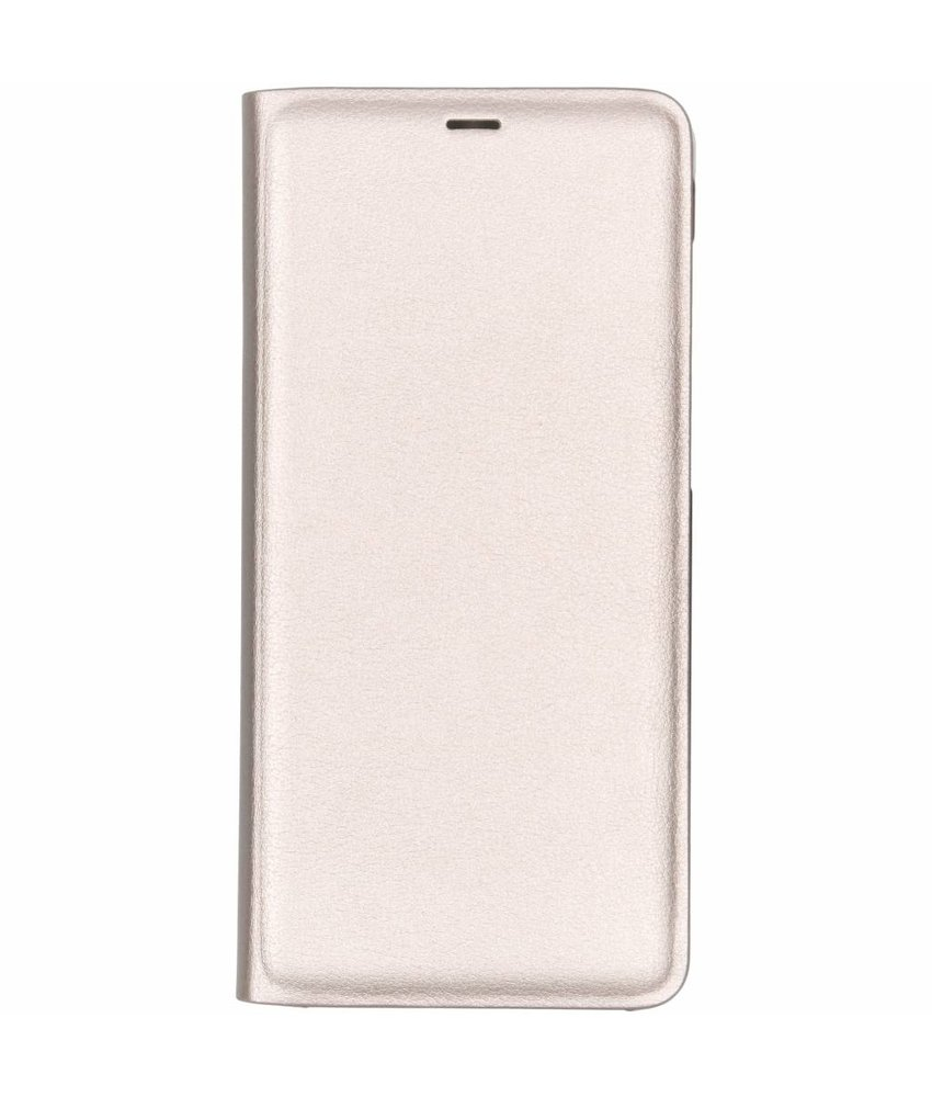 Luxe Slim Booktype Samsung Galaxy A9 (2018)