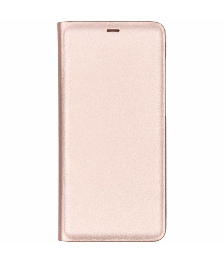 Luxe Slim Booktype Samsung Galaxy A9 (2018)