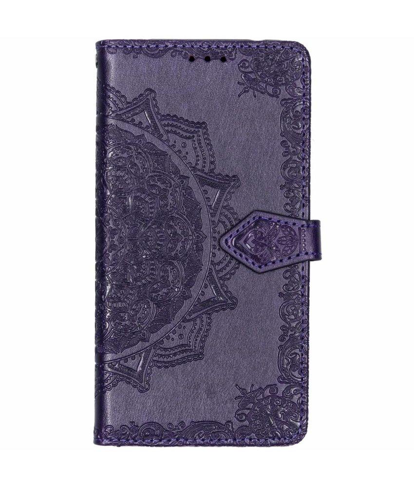 Mandala Booktype Nokia 3.1 Plus