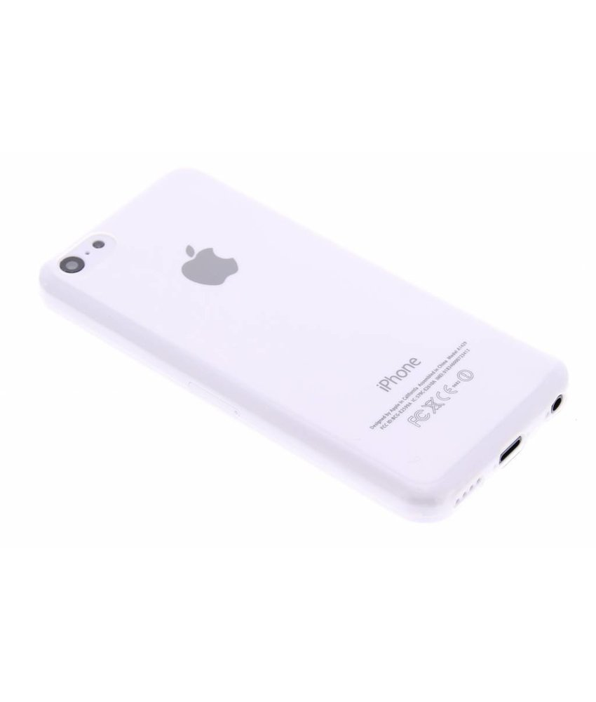 Ultra Thin Transparant Backcover iPhone 5c
