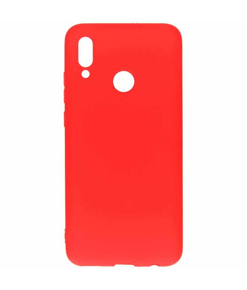 Color Backcover Huawei P Smart (2019)