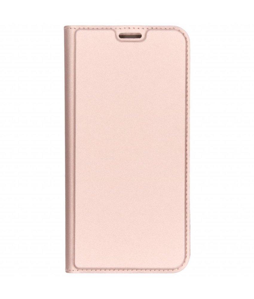Dux Ducis Slim Softcase Booktype Samsung Galaxy J4 Plus