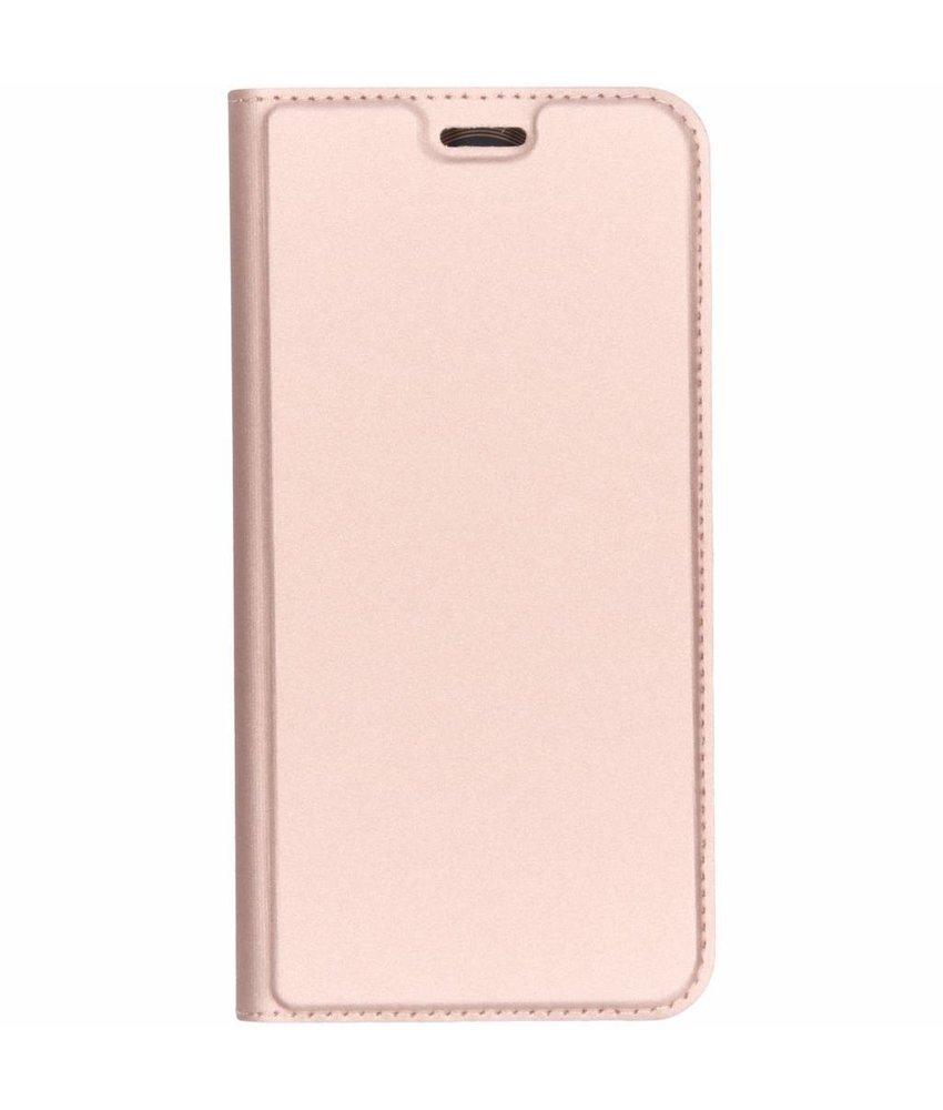 Dux Ducis Slim Softcase Booktype Samsung Galaxy J6 Plus