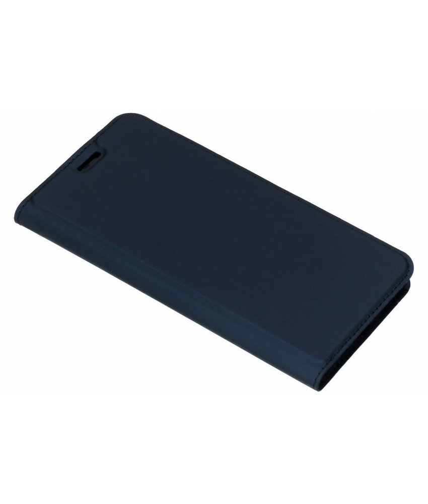 Dux Ducis Blauw Slim TPU Booklet Huawei Nova 3