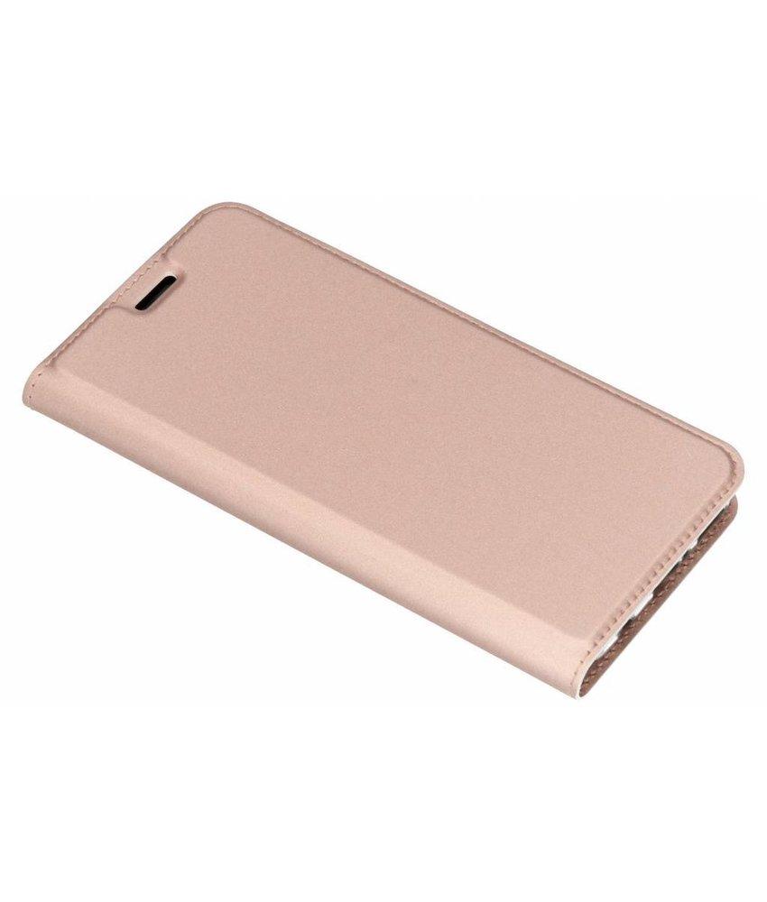 Dux Ducis Rosé Goud Slim TPU Booklet Huawei Nova 3