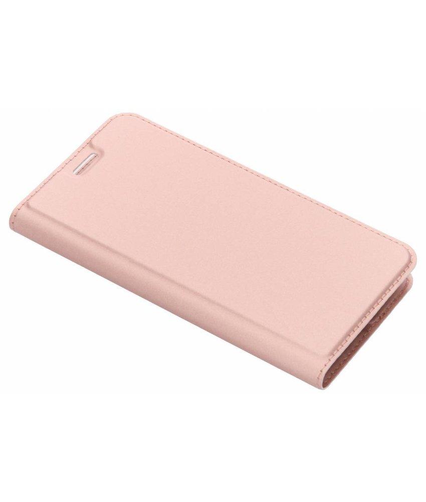 Dux Ducis Rosé Goud Slim TPU Booklet Huawei Y5 (2018) / Honor 7s
