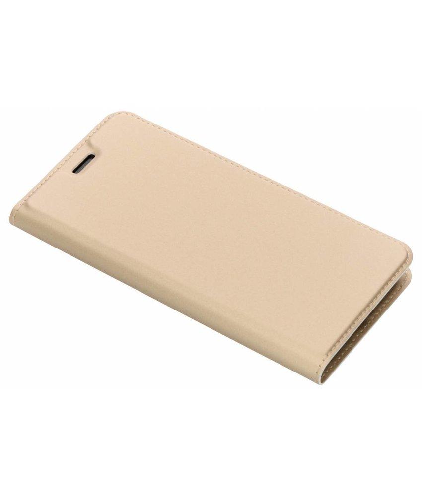 Dux Ducis Goud Slim TPU Booklet Huawei Y6 (2018)
