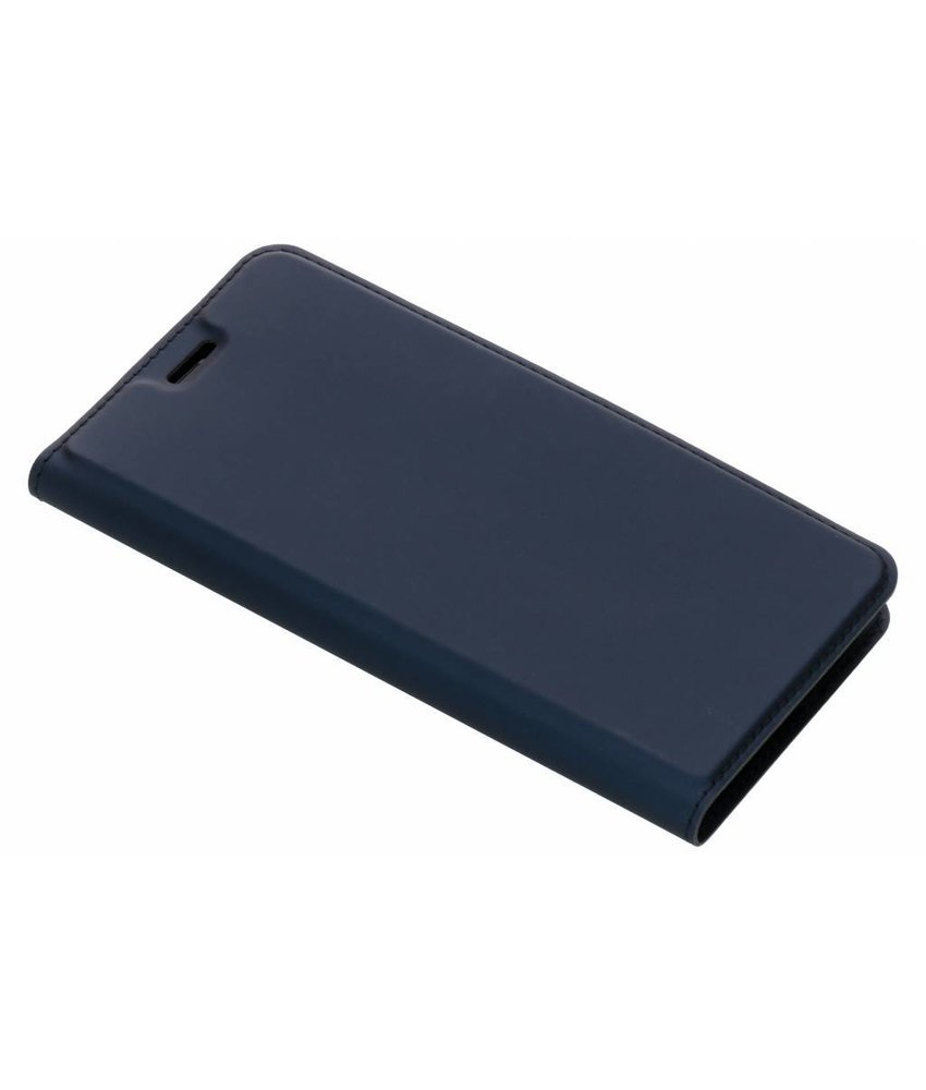 Dux Ducis Blauw Slim TPU Booklet Huawei Y6 (2018)