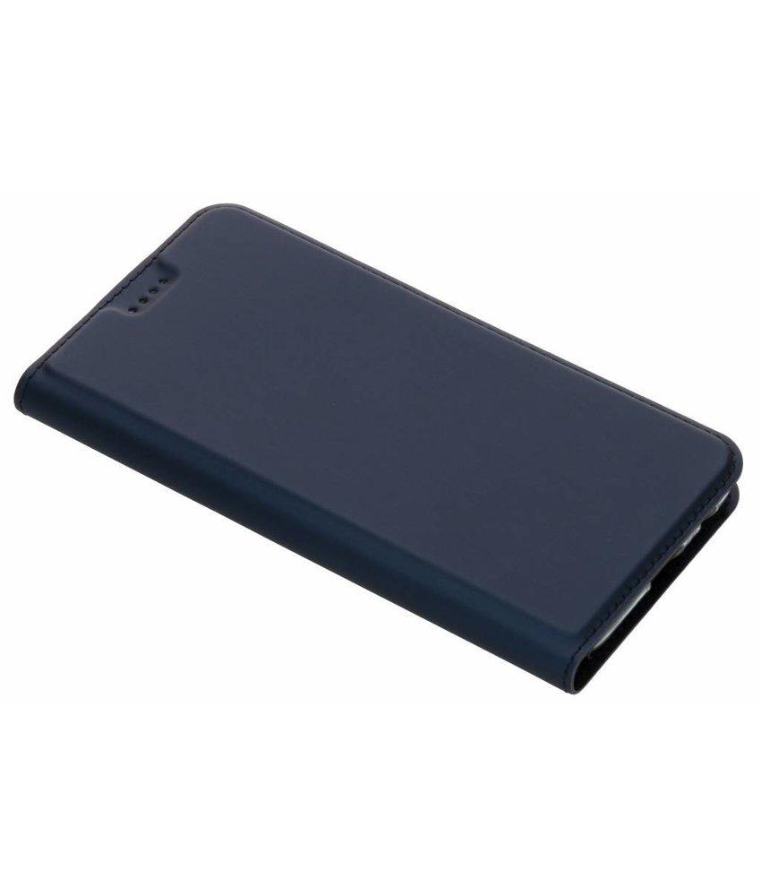 Dux Ducis Blauw Slim TPU Booklet Samsung Galaxy A6 (2018)