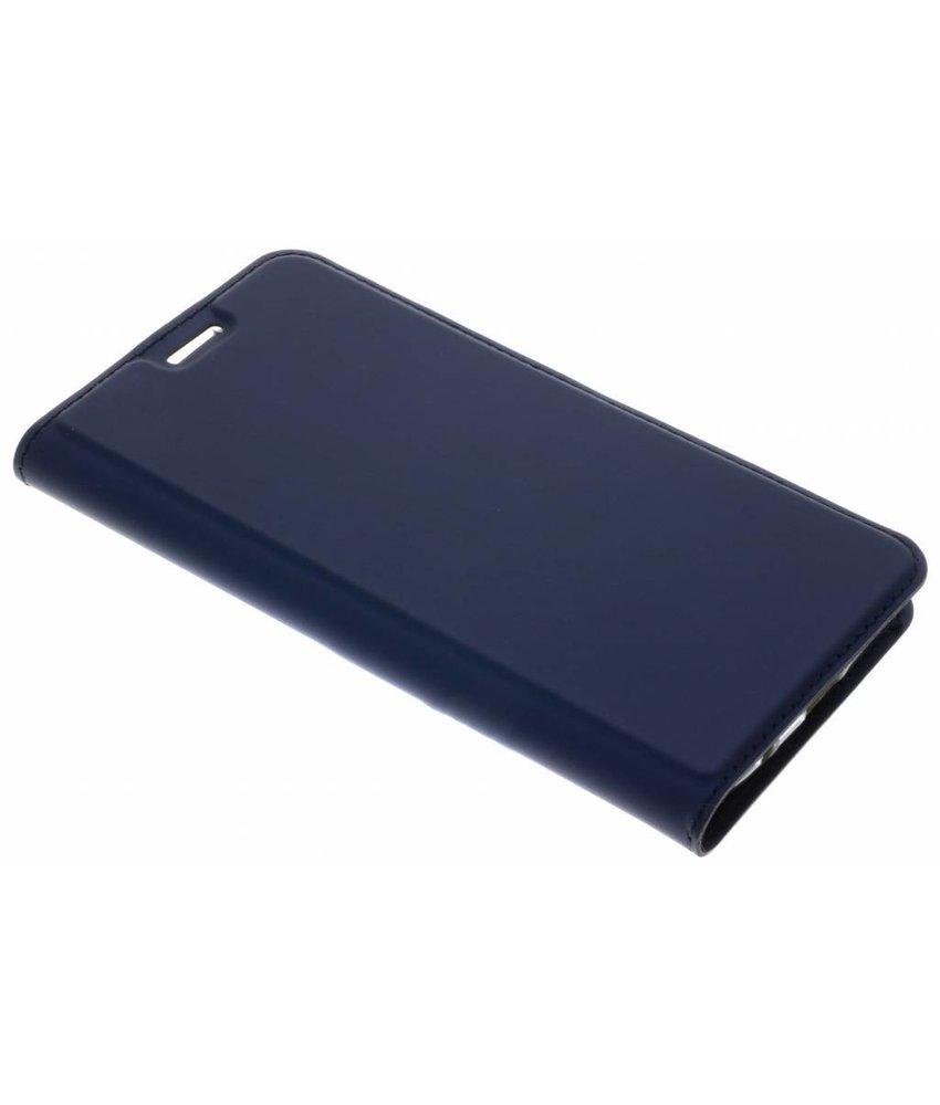 Dux Ducis Blauw Slim TPU Booklet Motorola Moto E5 / Moto G6 Play