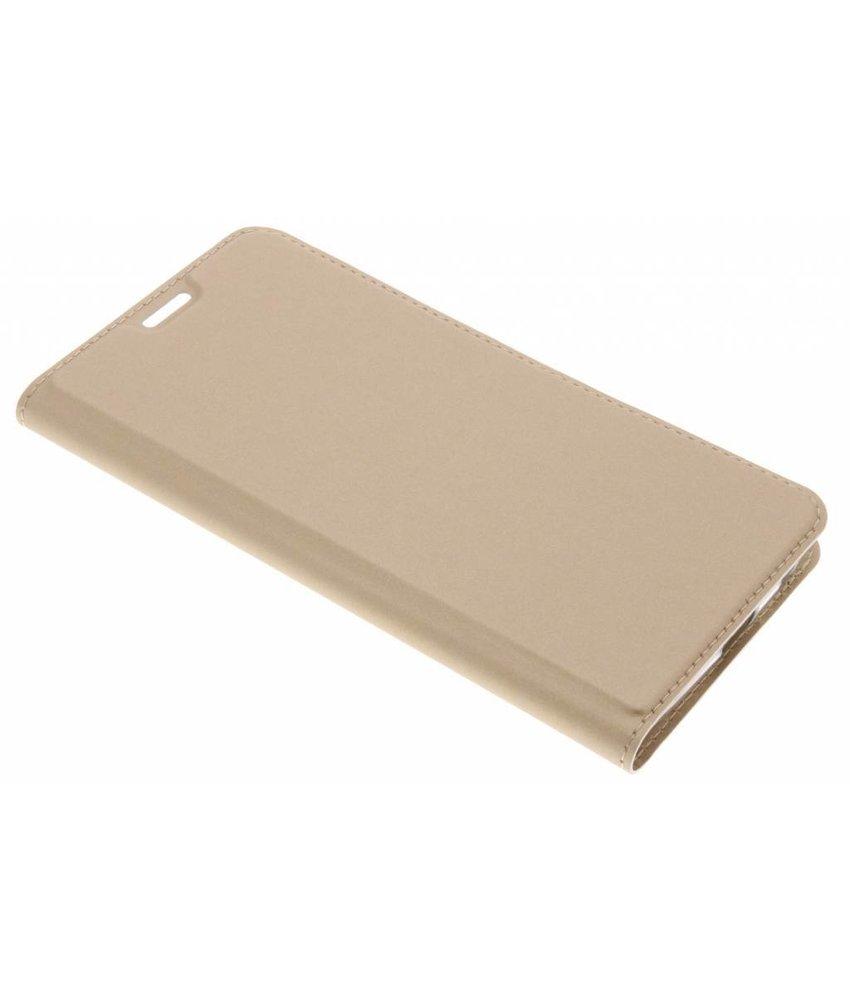 Dux Ducis Goud Slim TPU Booklet Motorola Moto G6 Plus