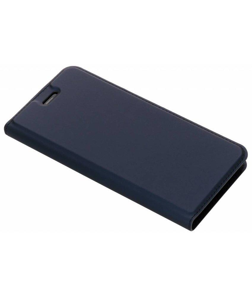Dux Ducis Blauw Slim TPU Booklet Huawei P Smart