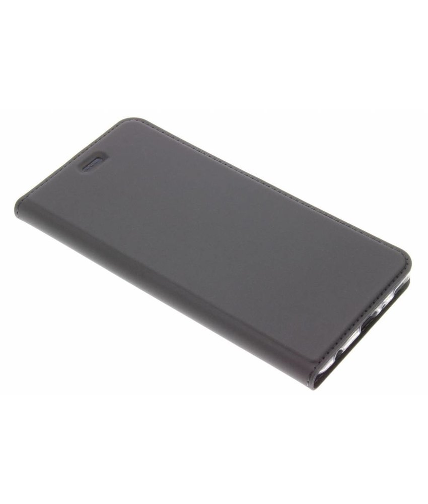 Dux Ducis Grijs Slim TPU Booklet Huawei P10 Plus