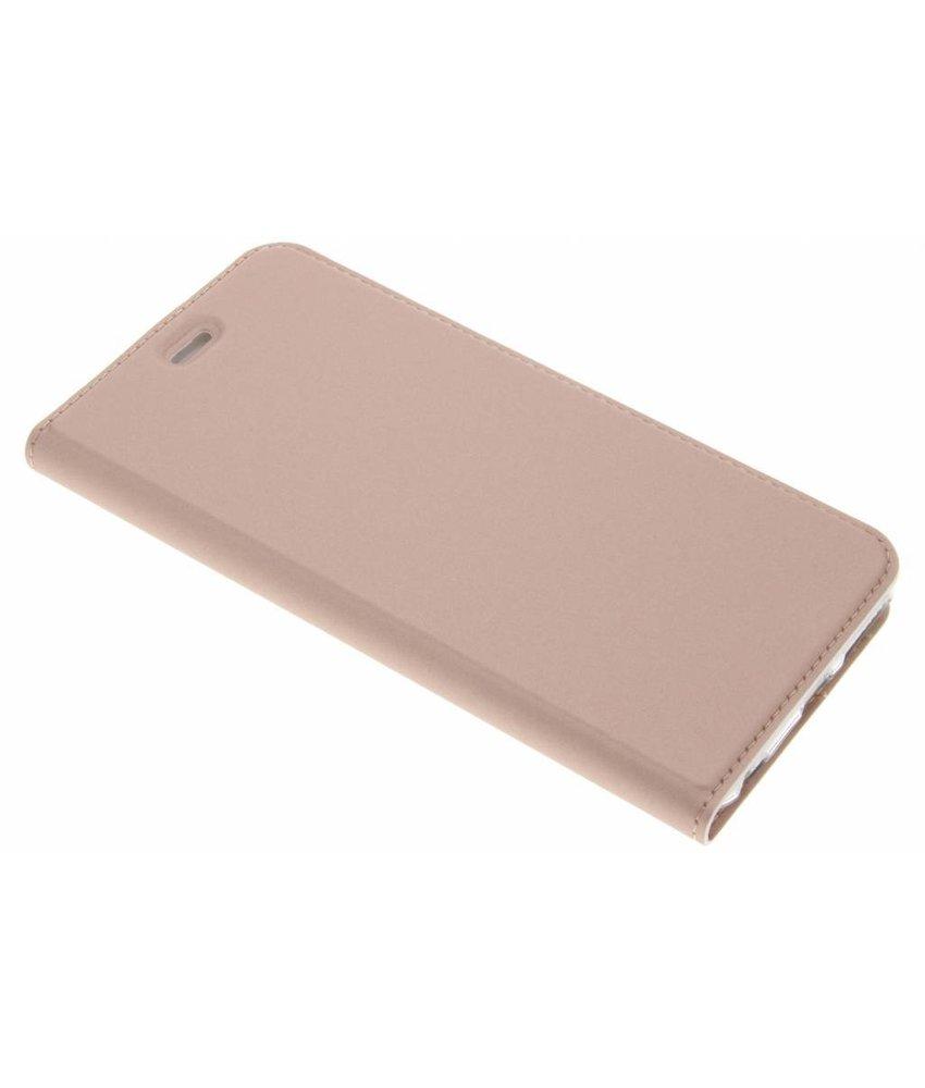 Dux Ducis Rosé Goud Slim TPU Booklet iPhone 6(s) Plus