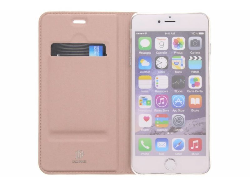 iPhone 6(s) Plus hoesje - Dux Ducis Slim Softcase