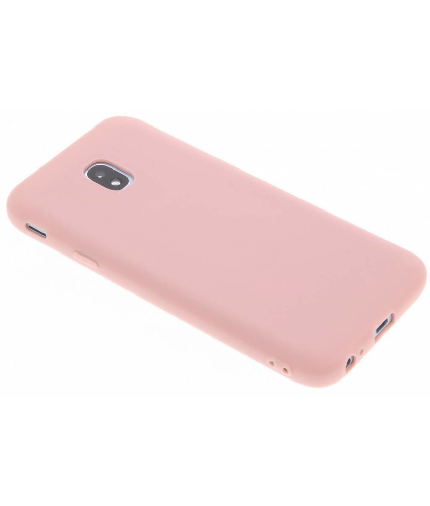 Color Backcover Samsung Galaxy J3 (2017)