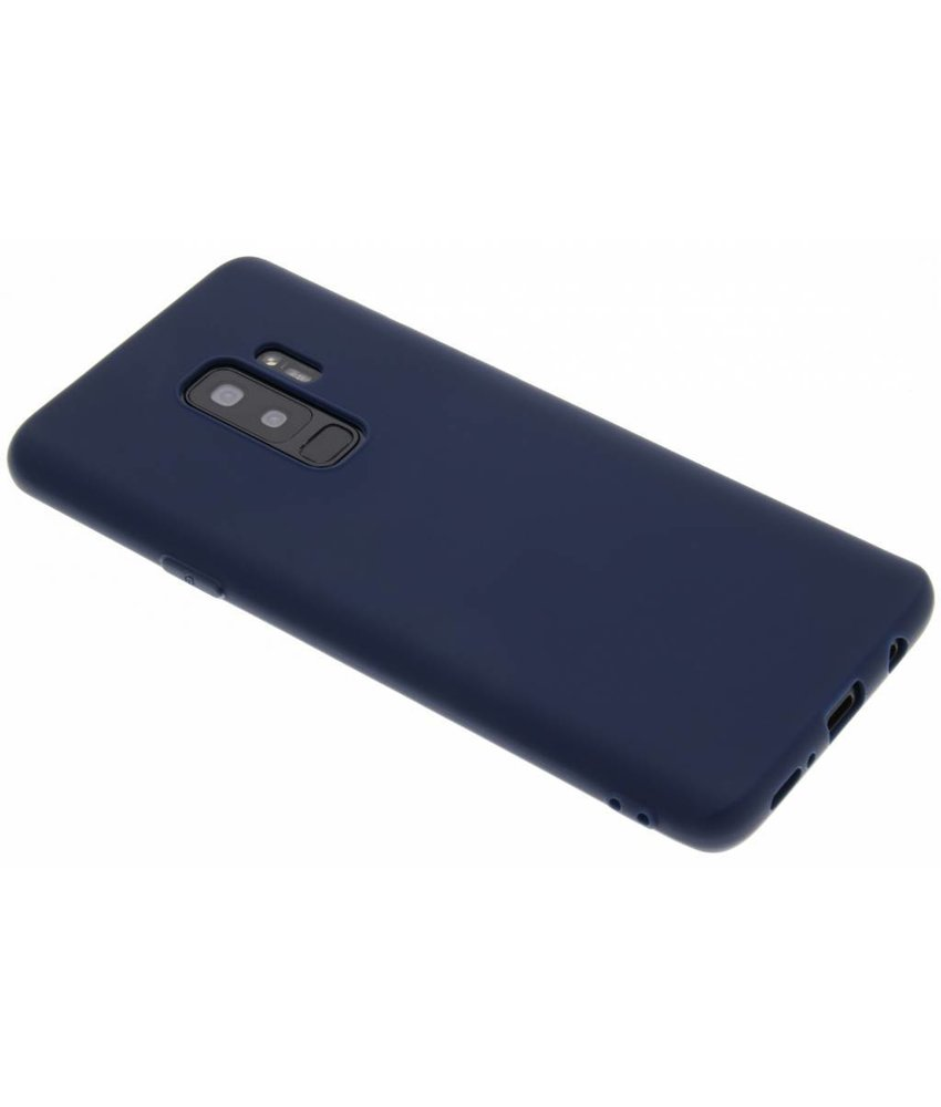 Color Backcover Samsung Galaxy S9 Plus