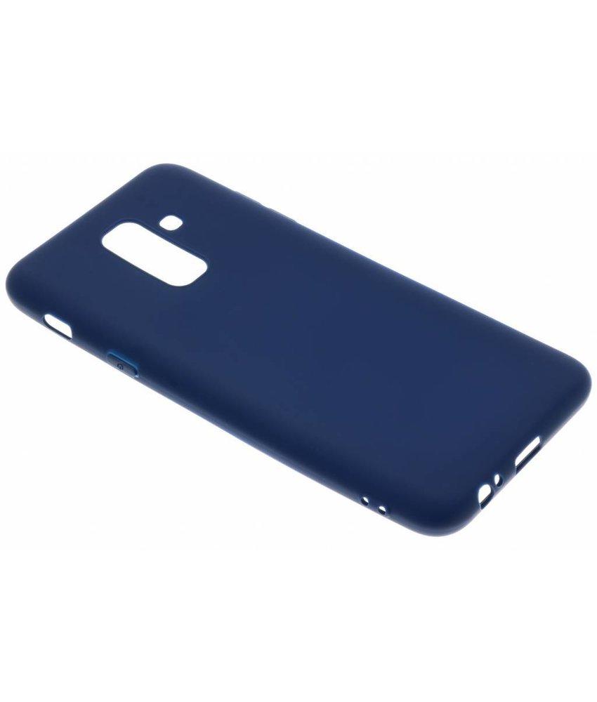Color Backcover Samsung Galaxy A6 Plus (2018)