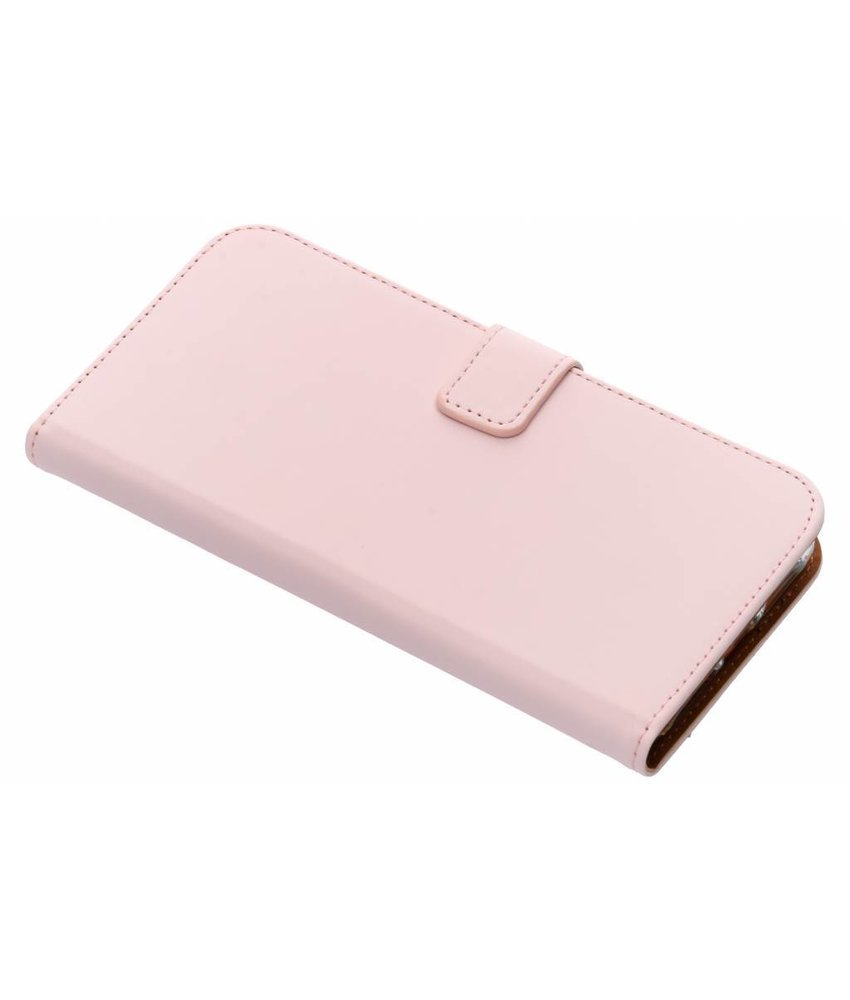 Selencia Luxe Softcase Booktype iPhone Xs Max