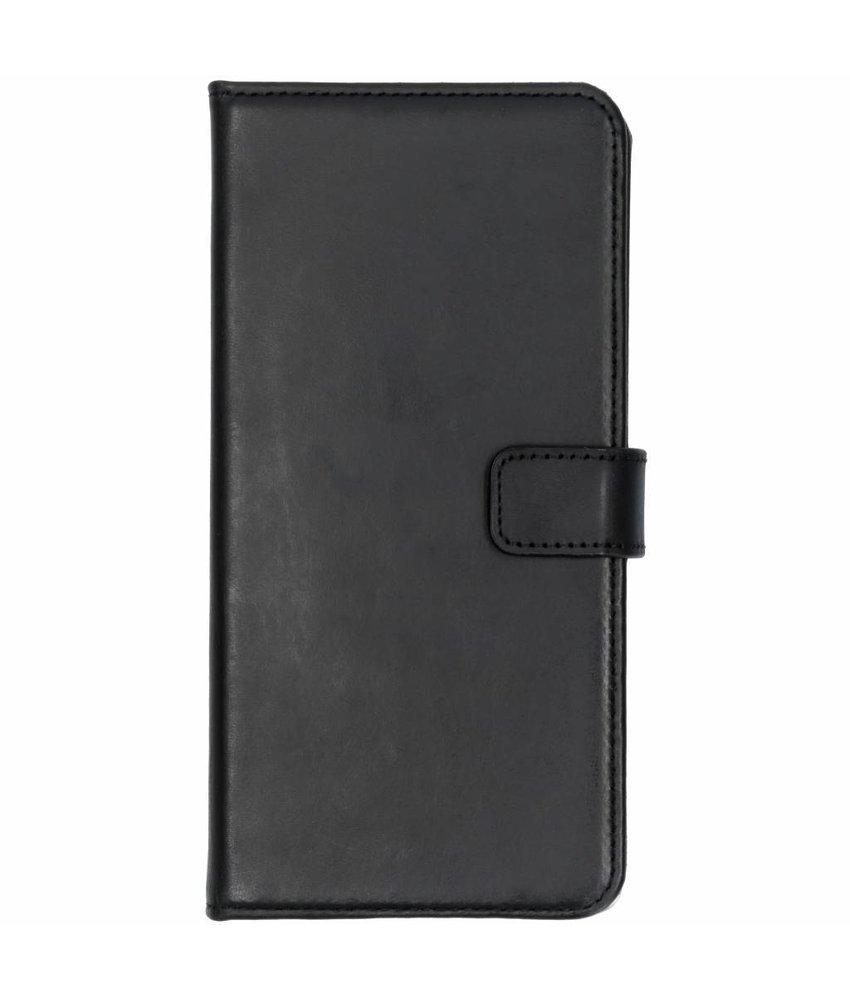Selencia Echt Lederen Booktype Samsung Galaxy Note 9