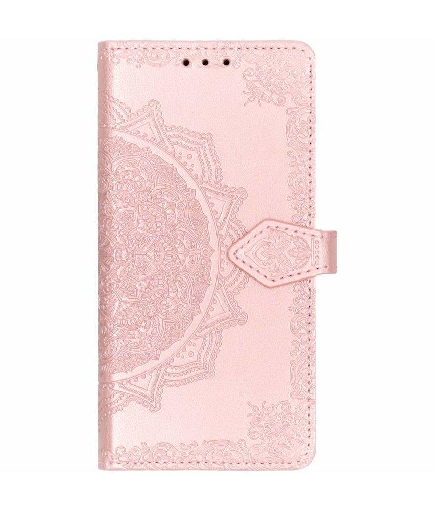 Mandala Booktype iPhone Xr