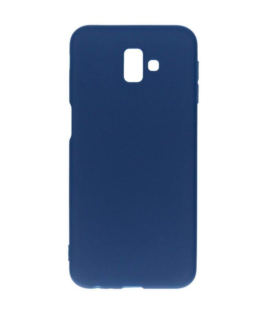 Color Backcover Samsung Galaxy J6 Plus