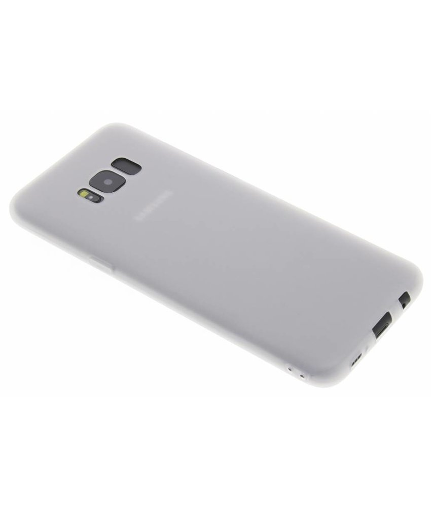 Transparant Color TPU hoesje Samsung Galaxy S8 Plus