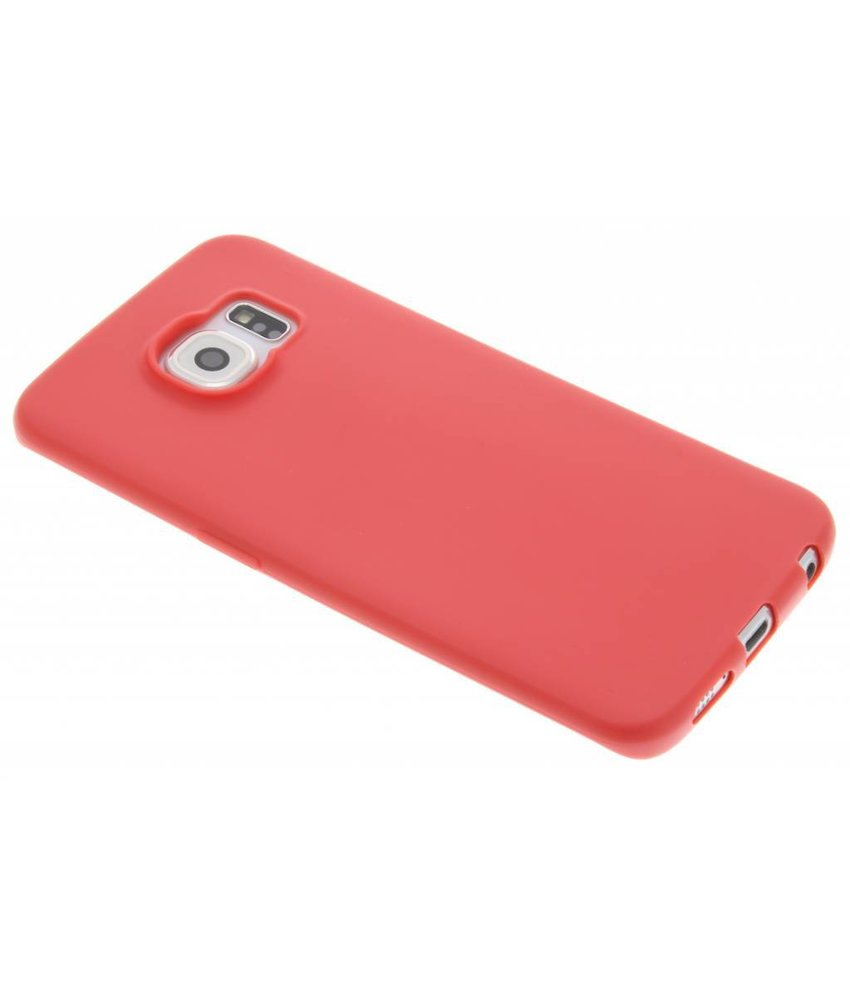 Color Backcover Samsung Galaxy S6 Edge