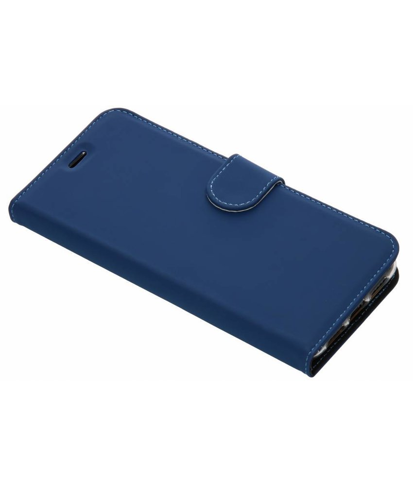 Accezz Blauw Wallet TPU Booklet Huawei P20 Pro