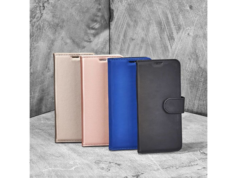 iPhone Xs Max hoesje - Accezz Wallet Softcase Booktype