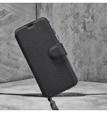 Accezz Zwarte Xtreme Wallet voor de Samsung Galaxy J6